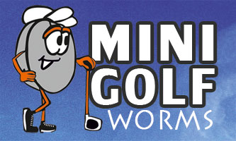 MINIGOLF WORMS